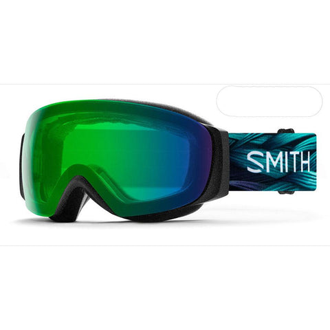 SMith I O Mag S Goggle Adele Renault with Chromapop Everyday Green Mirror Lens  M0071424R99XP Pure Board Shop
