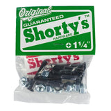 Shorty's Original Phillips Skateboard Hardware 1 1/4 inch