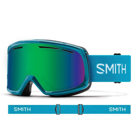 Smith Drift Snow Womens Goggle 2018 Mineral with Green Sol-X Mirror Lens pure board shop