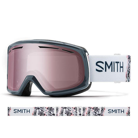 Smith Drift Snow Womens Goggle 2018 Thunder Composite with Ignitor Mirror Lens pure board shop