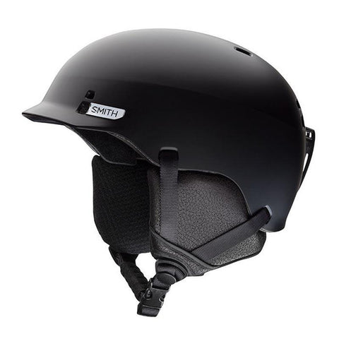 Smith Gage Snow Helmet 2018 Matte Black pure board shop