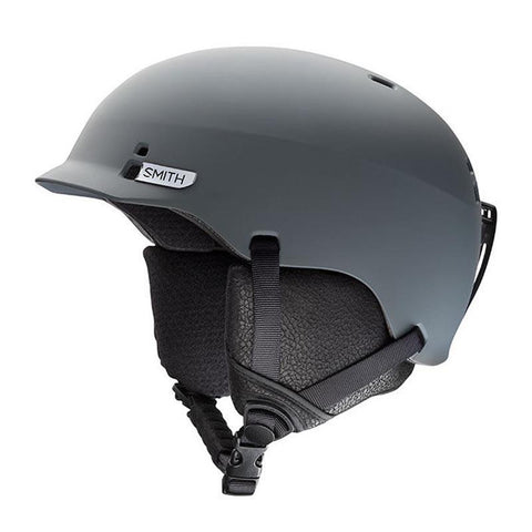 Smith Gage Snow Helmet 2018 Matte Charcoal pure board shop