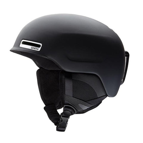 Smith Maze Snow Helmet 2018 Matte Black pure board shop