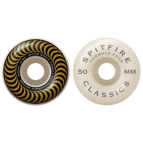 Spitfire Wheels Spitfire F4 99 Classics Skateboard Wheels Pure Board Shop