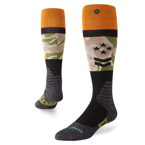 Stance Fubar Snow Socks Black M758C18FUBBLK Stace Snow 2019 pure board shop