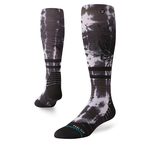 Stance Bless Up Snow Socks Grey M758C18BUSGRY Stance Snow 2019 pure board shop