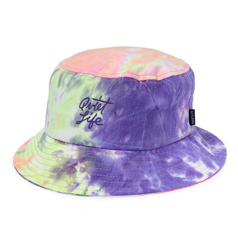 The Quiet Life Neon Bucket Hat Tie Dye 20SPD2-2178_1_TIE pure board shop