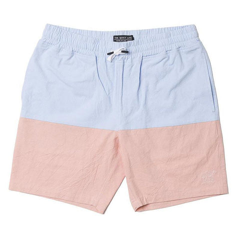 The Quiet Life Boardwalk Shorts Periwinkle The Quiet Life summer 2018 pure board shop
