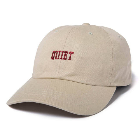 The Quiet Life Dad Hat Khaki The Quiet Life Summer 2018
