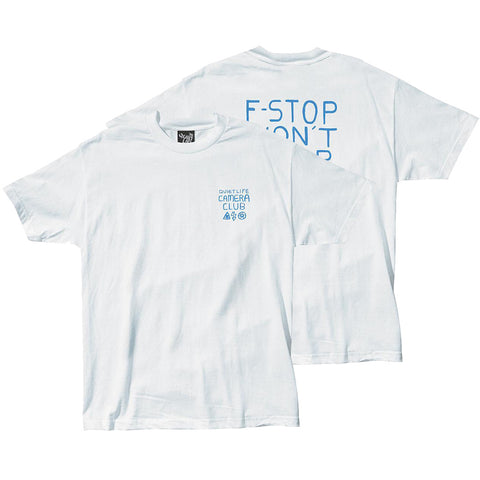 The Quiet Life F Stop Premium T Shirt White The Quiet Life Fall 2018 pure board shop