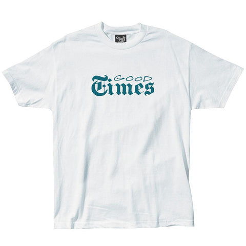 The Quiet Life The Quiet Life Good Times T-Shirt Pure Board Shop