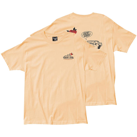 The Quiet Life Heavy Slime Premium T-Shirt Squash The Quiet Life Fall 2018 pure board shop