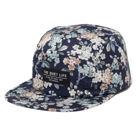 The Quiet Life Liberty Floral 5 Panel Hat