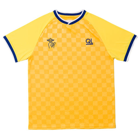 The Quiet Life Rival Soccer Jersey Gold Spring 2019 D2 pure board shop