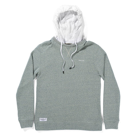 The Quiet Life Static Pullover Hoodie Green