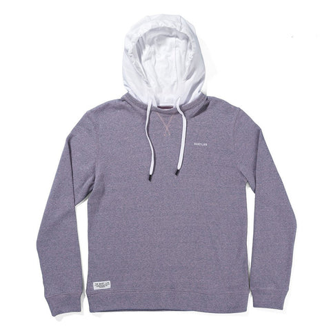 The Quiet Life Static Pullover Hoodie Green Pink/Purple