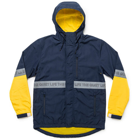 The Quiet Life The Quiet Life Zee Windbreaker Jacket Pure Board Shop