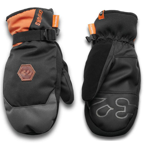 ThirtyTwo Corp Snow Mitten 2018 Black pure board shop