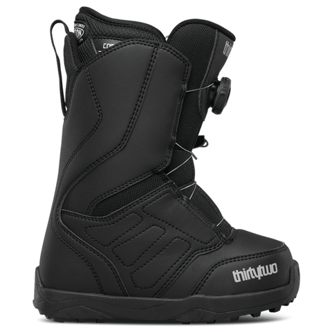 ThirtyTwo Lashed Boa Kids Snowboard Boot 2018 Black pure board shop