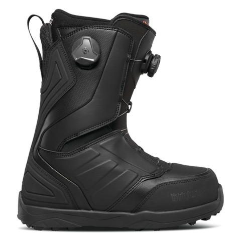 ThirtyTwo Lashed Double Boa Snowboard Boots 2018 Black pure board shop