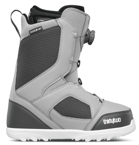 ThirtyTwo STW Boa Snowboard Boot 2018 Grey pure board shop