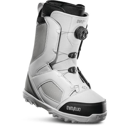 ThirtyTwo STW Boa Snowboard Boot 2020 White Black 8105000361-111 pure board shop