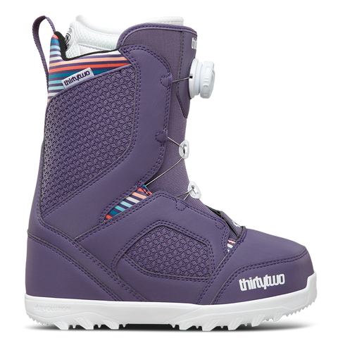 ThirtyTwo STW Boa Womens Snowboard Boot 2018 Purple pure board shop
