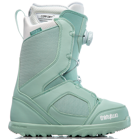 ThirtyTwo STW Boa Womens Snowboard Boots 2019 Mint 8205000174 333 pure board shop