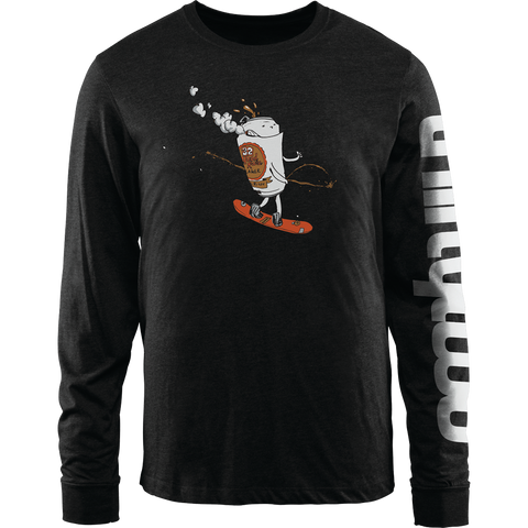 Thirtytwo Thirtytwo Hoodrats X Henry Jones Long Sleeve T-Shirt Pure Board Shop