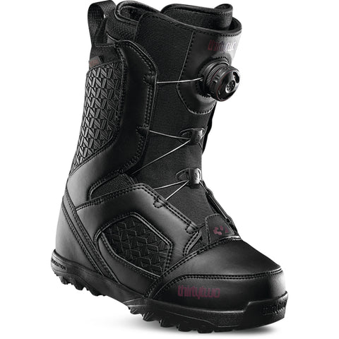 Thirtytwo STW Boa Womens Snowboard Boot Black 8205000174-001 pure board shop