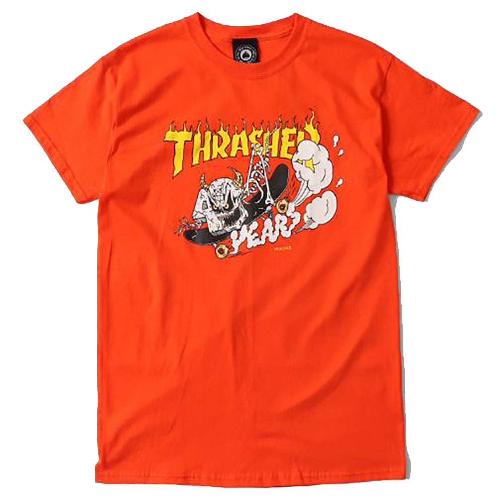 Thrasher 40 Years Neckface T-Shirt