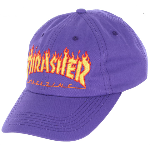 Thrasher Thrasher Flame Old Timer Hat Pure Boardshop