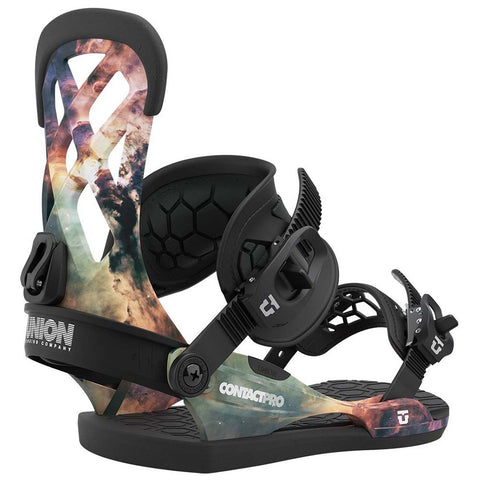 Union Contact Pro Mens Snowboard Bindings 2021 Space Dust Pure Board Shop