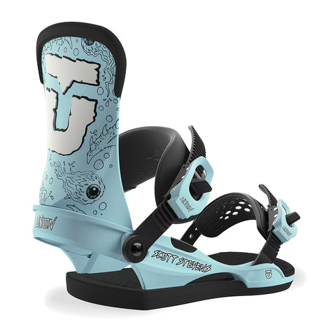 Union Contact Pro Mens Snowboard Binding 2019 Scotty Stevens Pro Model Binding Union Binding Co 2019 pure board shop