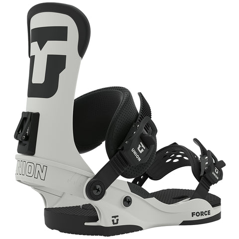 Union Force Mens Snowboard Binding 2020 Matte Stone pure board shop