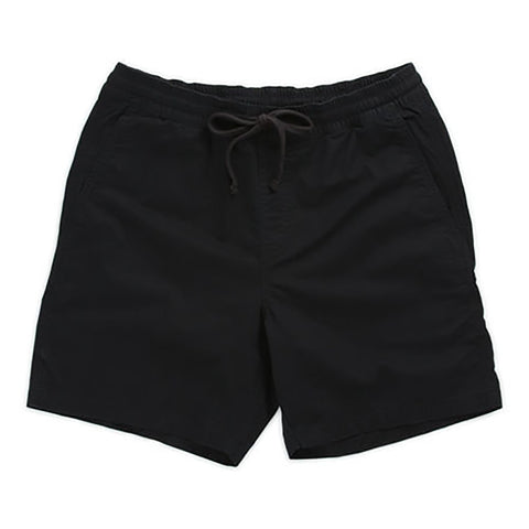 Vans Range 18 Chino Shorts Black VN0A3W4VBLK pure board shop