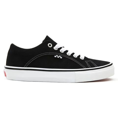 Vans Skate Lampin Skate Shoes Black White Pure Board Shop
