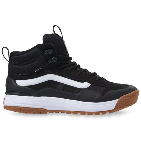 Vans Ultrarange Exo Hi MTE Gore Tex Black White 4FVY28 pure board shop