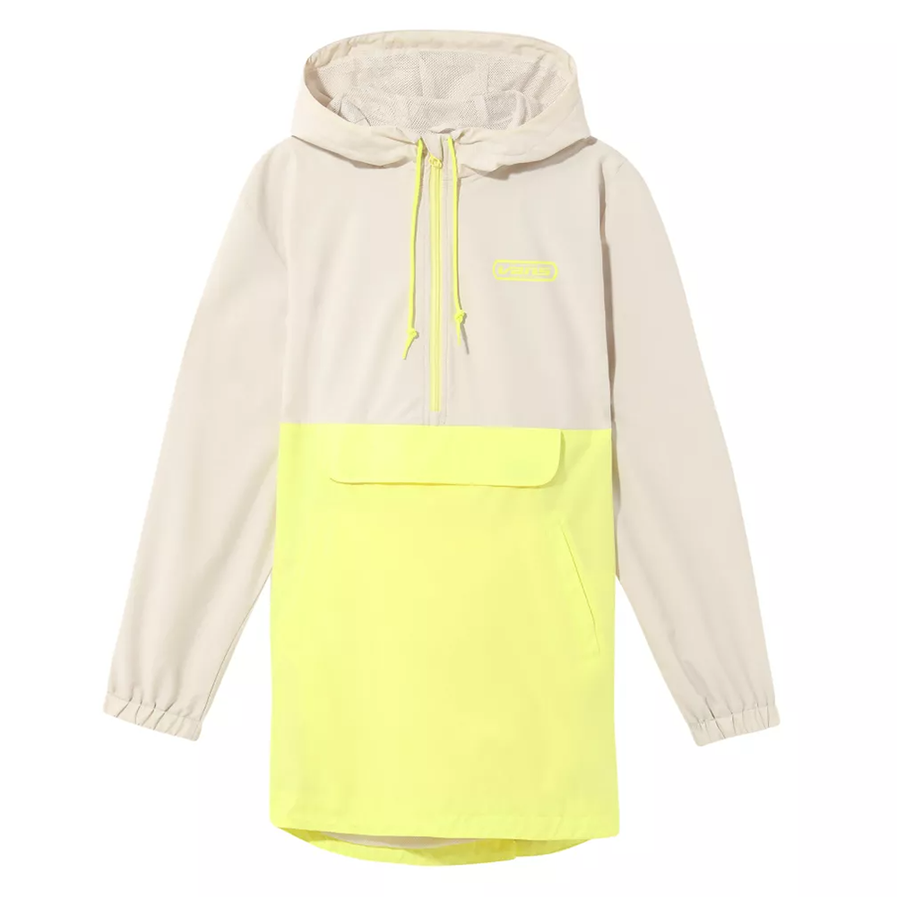 Vans Womens up The Ante Long Anorak Jacket
