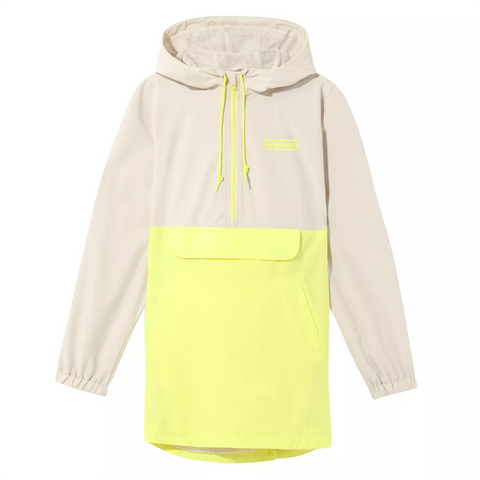 Vans Womens Up The Ante Jacket Lemon VN0A4CXAVD8 pure board shop