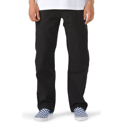 Vans Authentic Chino Glide Pro Pants Black VN0A457XBLK  pure board shop
