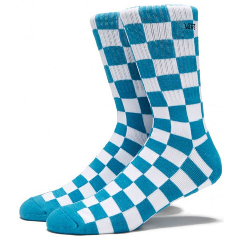 Vans Vans Checkerboard Crew Socks Pure Board Shop