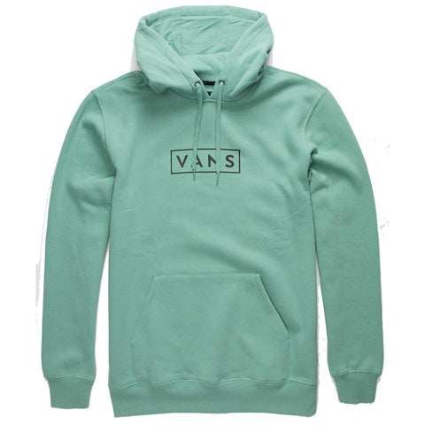 Vans Easy Box Pullover Hoodie Oil Blue Pure Board Shop