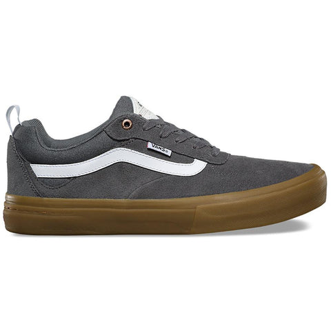 Vans Kyle Walker Pro Skate Shoes Pewter Light Gum XSGKT9 pure board shop