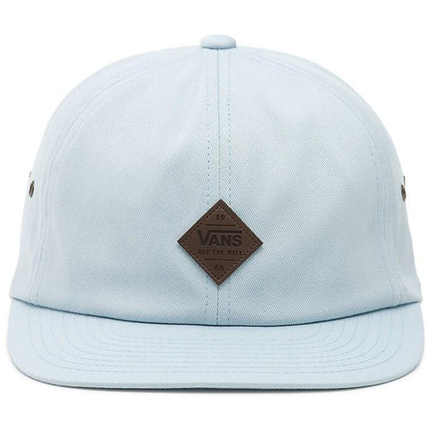 Vans Nesbitt Jockey 6 Panel Hat Baby Blue Vans Spring 2018 pure board shop