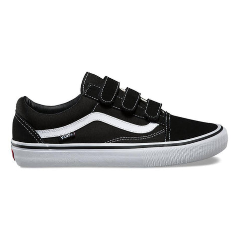 Vans Old Skool Pro Velcro Skate Shoes