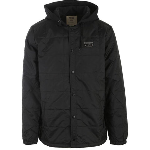 Vans Santiago III Jacket Black pure board shop
