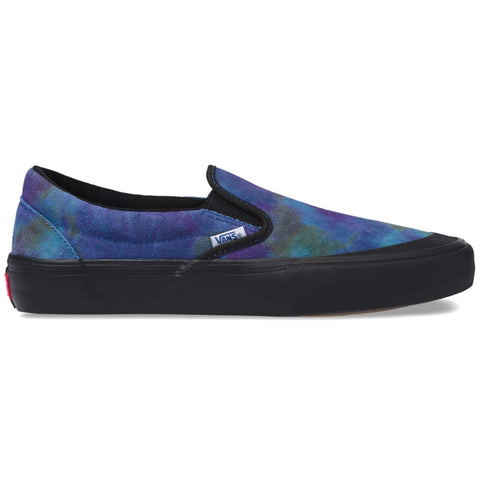 Vans Slip On Pro Skate Shoes Ronnie Sandoval Northern Lights Black VN00097MUHW Vans Holiday 2018 pure board shop