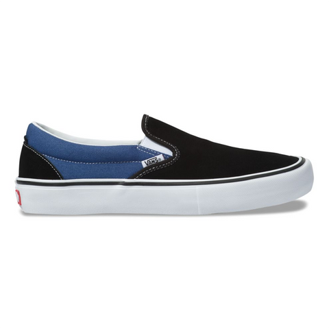 Vans X Anti Hero Slip On Pro Skate Shoes Pfanner Black VN0A347VVGI Vans Spring 2019 pure board shop