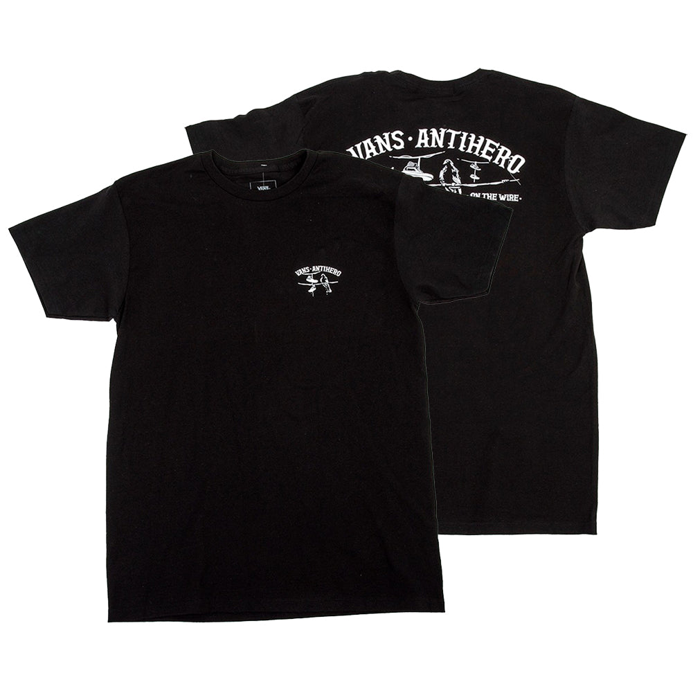 Vans X Anti Hero On The Wire T-Shirt